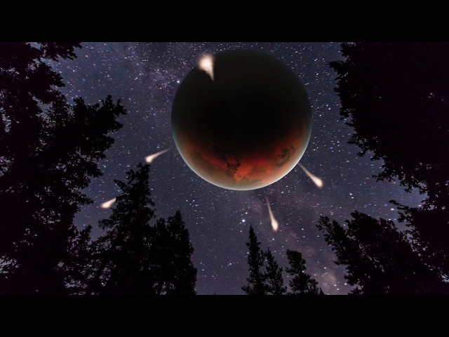 Ev Cochrane: Mars Catastrophes in Myth and Language   Space News