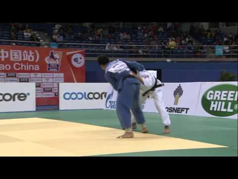 JUDO - Highlight Qingdao Grand Prix 2012