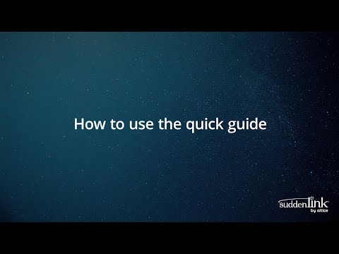 hook up suddenlink internet