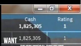 ROBLOX: RETAIL TYCOON MONEY GLITCH
