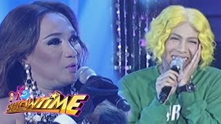 It's Showtime Miss Q & A: Jasmine Mae Alambra Montecarlo sees Vice Ganda as her