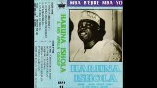 Alhaji Haruna Ishola - Egbe Olowo Fobaje
