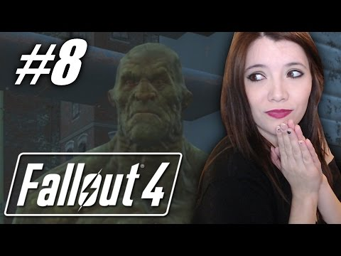 FALLOUT 4 - SAVING REX AND STRONG #8