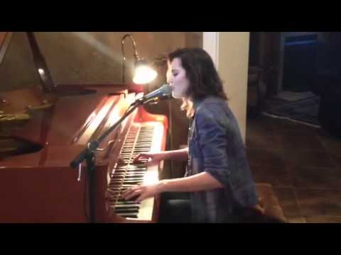 """""""If you wanna go"""" by Joy Williams. Cover by OliviaDeLaney"""