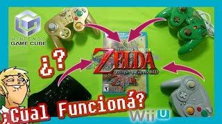 Controles Gamecube en Twilight Princess HD ¿Cual Funciona? - [ZELDA]
