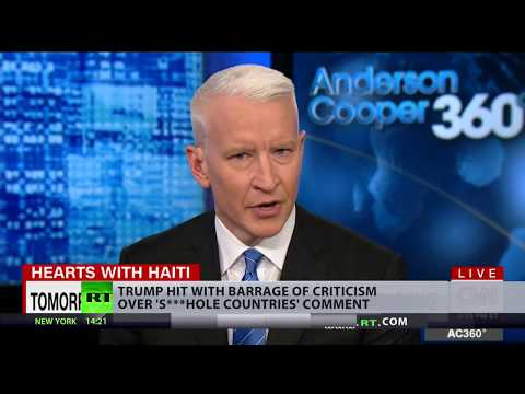 Download Youtube: Diplomatic fallout: Trump hit with barrage of criticism over 's***hole countries' remark