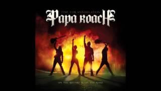 Repeat youtube video Papa Roach - Hollywood Whore (Live) HQ + Lyrics