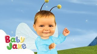 Baby Jake - Baby Bee | Full Episodes | Yaki Yaki Yogi | Cartoons for Kids