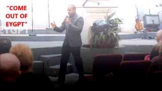 """Come Out of Eygpt"" -Pastor Nathan Johnson"