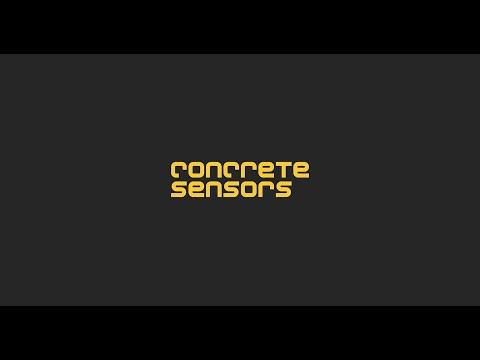Concrete strength, temperature, relative humidity monitoring