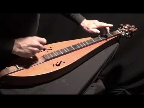 """WESTMORLAND"" Playford tune on Dulcimer"
