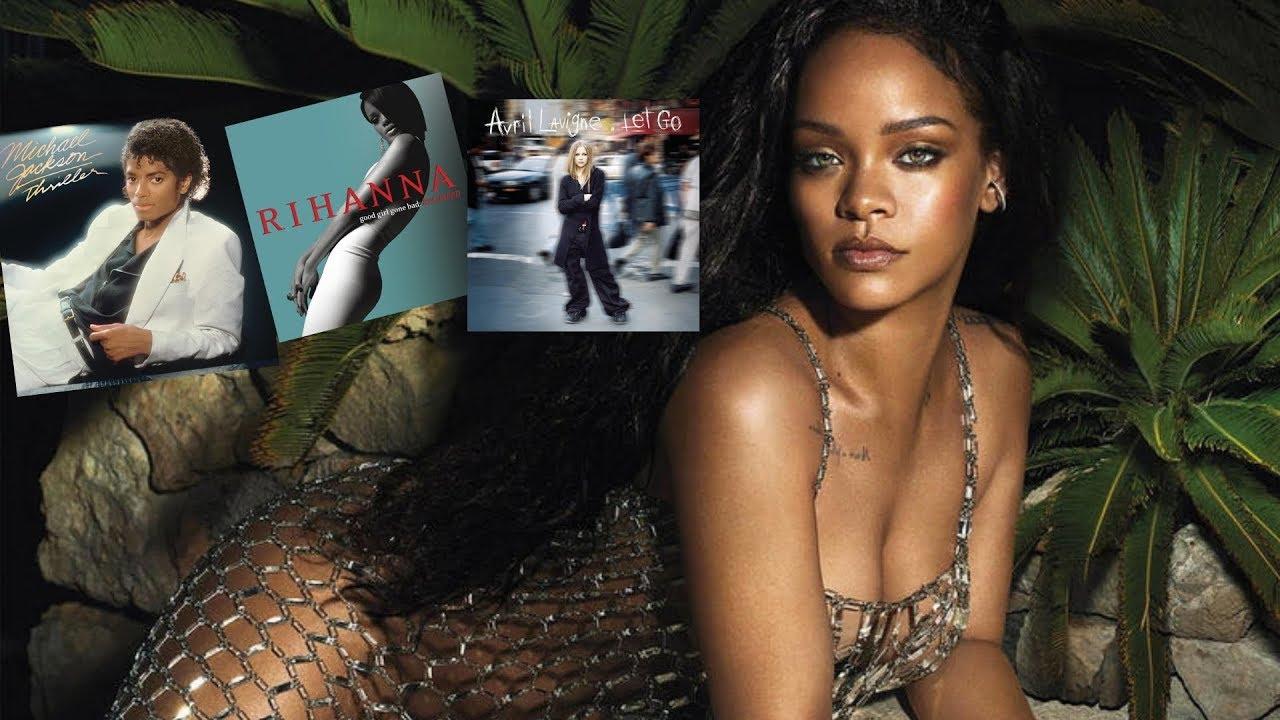 Rihanna -  Sampled Songs