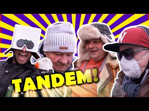 """Chwytak & Dj Wiktor ft. Złomowisko PL - """"TANDEM"""" (AC/DC - Thunderstruck/PARODY) [ChwytakTV]"""