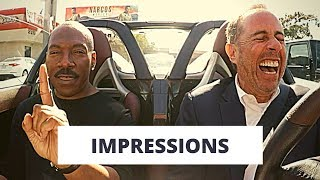 Eddie Murphy does Mike Tyson, Tracy Morgan, Michael Jackson, Sammy Davis impressions
