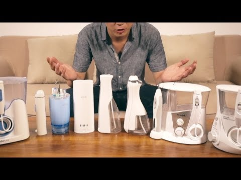 Best Water Flossers – Waterpik Vs Jetpik Vs H2ofloss