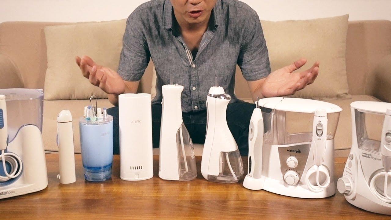 Best Water Flossers Waterpik Vs Jetpik Vs H2ofloss Youtube