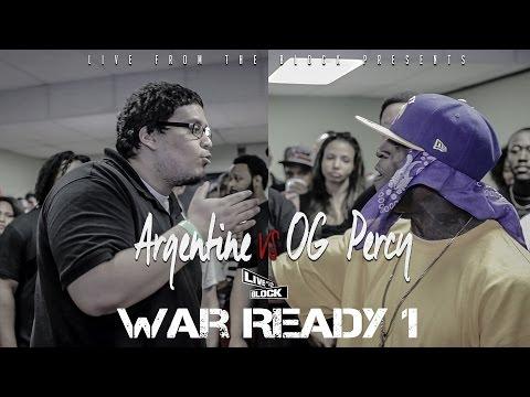 LFTB BOOTCAMP - War Ready I -  Argentine vs OG Percy