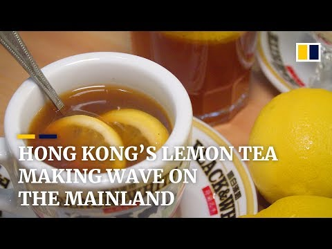 Hong Kong's iconic lemon tea making waves among young mainland Chinese Mp3
