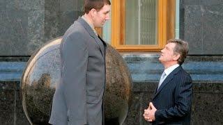 Померла найвища людина в світі - українець Леонід Стадник