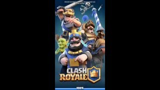Clash Royale [Speed] Video #1