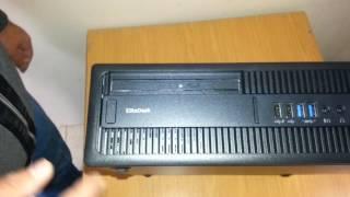 HP EliteDesk 800 G2 SFF - Ürün İncelemesi