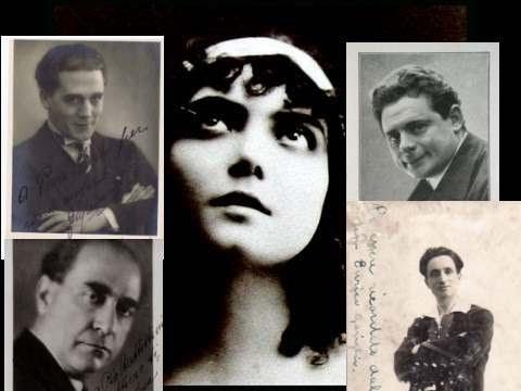 Conchita Supervia Sings Rossini Arias with Manuritta/Bettoni/Scattola&Ederle
