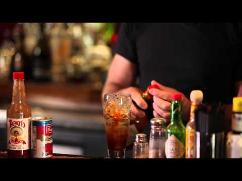 How to Make A Bloody Mary Cocktail Recipe