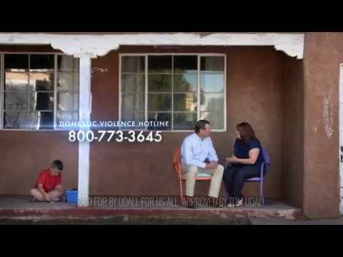 """Tom Udall for Senate TV Ad """"Find Help"""""""