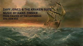 Pirates of The Caribbean: Davy Jones & The Kraken Soundtrack Theme (Sha Dow Mix)