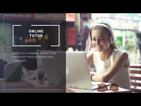 Enter the world of Online Learning with IHS Online
