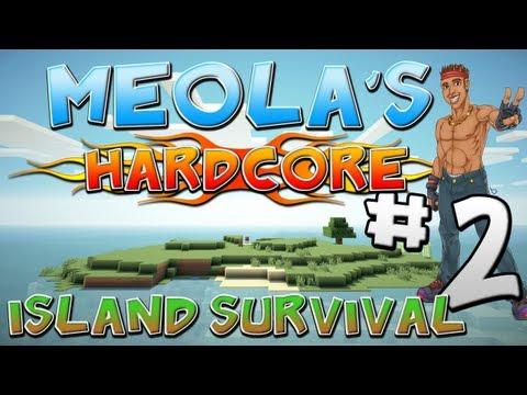 MEOLA's Hardcore Island Survival | Episode 2 | The Hole!