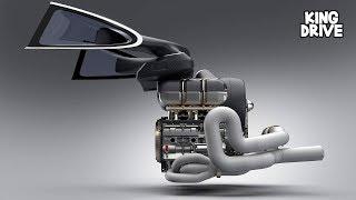 Уникальный Nissan GT-R50