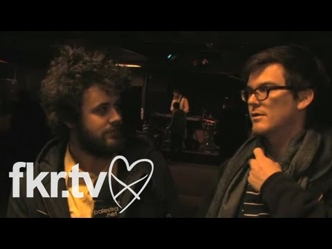 Passion Pit - Interview