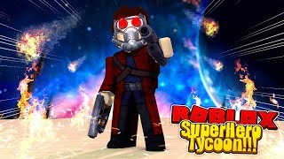 ROBLOX - STAR LORD IN THE AVENGERS INFINITY WAR!!