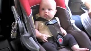 Car Seat Installation And Positioning