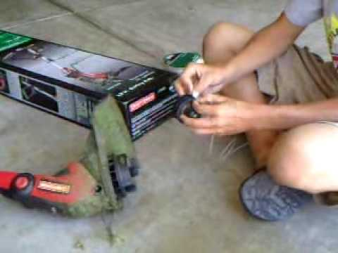 SOLVED: I inherited a craftsman weedwacker model 257 - Fixya