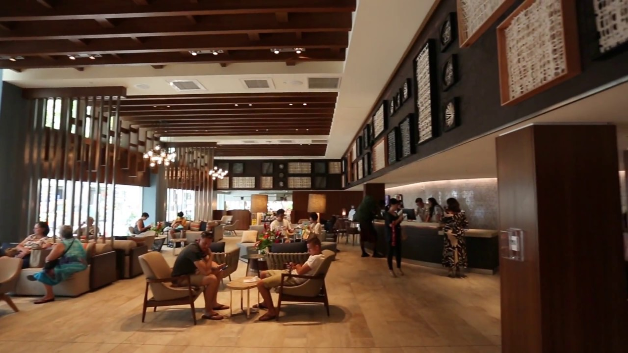 Hilton Garden Inn Waikiki Beach Hotel - YouTube