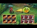 6x GUINSOO TWISTED FATE vs THORNMAIL RAMMUS & Best Moments!