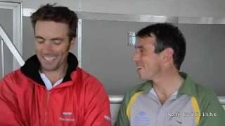 Australian Team Training | Paul Tapner & Sam Griffiths