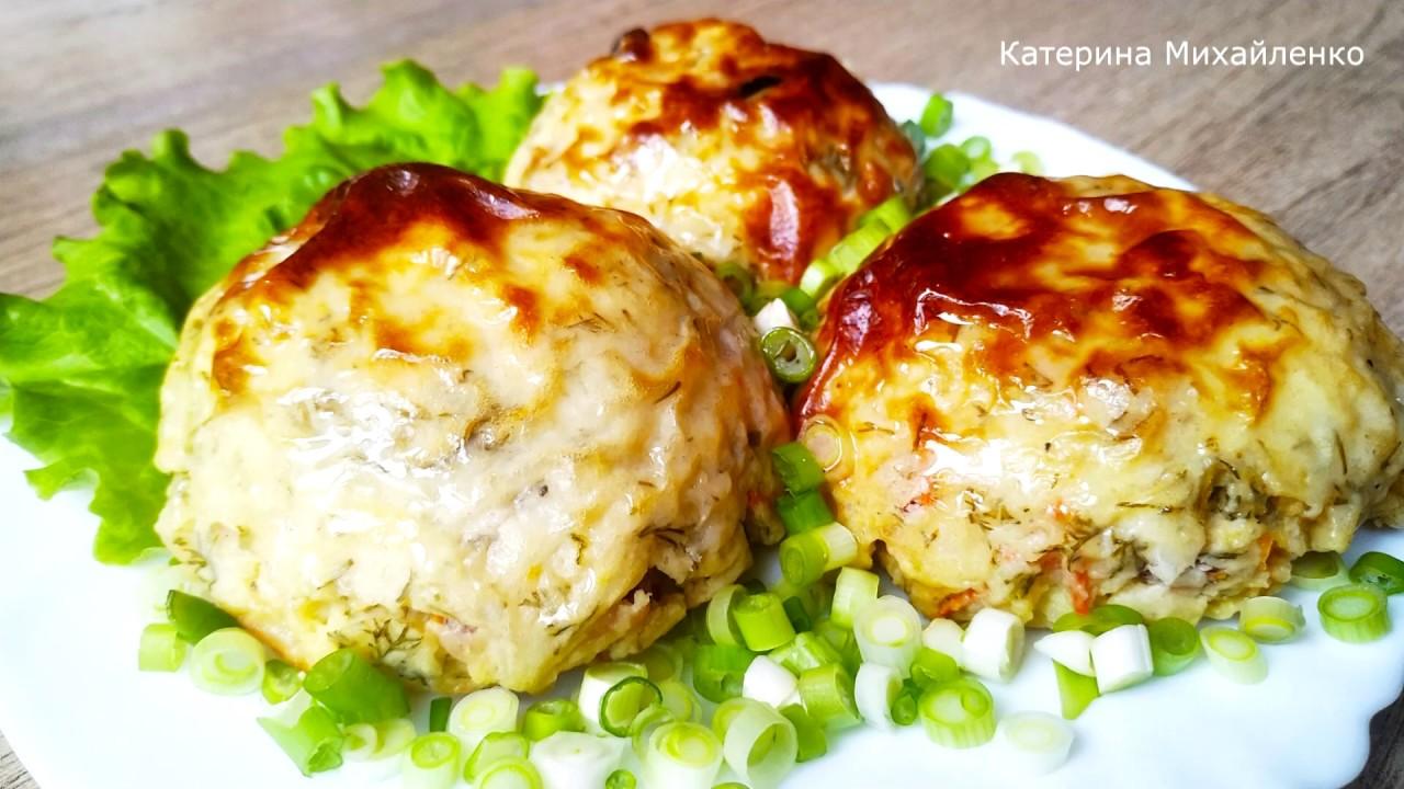Остался Вчерашний Картофель? Приготовьте горячее блюдо на ужин из того, что есть в холодильнике!