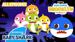 [All Episodes] Baby Shark Brooklyn Doo Doo Doo | +Kids Cartoon Compilation | Baby Shark Official