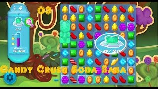 Candy Crush Soda Saga | 03 | Liberando ositos.