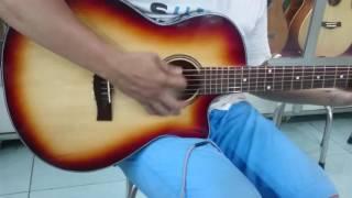 Demo FGE150k - Tâm Hiệp guitar