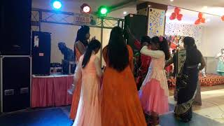 Vanshika Dance for marriage party