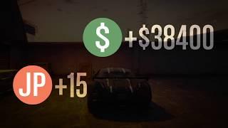 Crime Scenester Lester INSANE X2 money and RP Gta online
