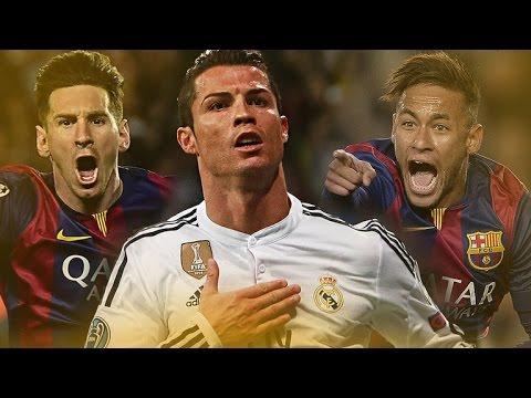 Cristiano Ronaldo VS Neymar Jr 2016 ● Ballon D'or   HD