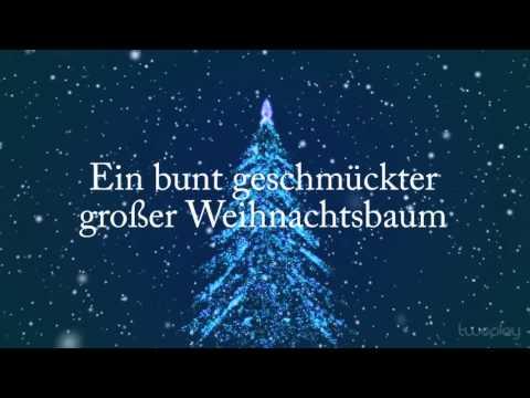 Merry Christmas - German Deutsch with Lyrics