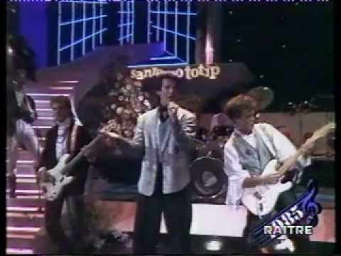 Spandau Ballet - I Fly For You (SanRemo Ospiti)