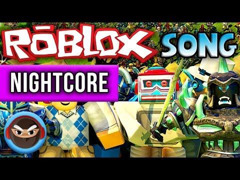 NIGHTCORE  ► ROBLOX SONG