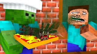 Monster School: Kochen - Minecraft Animation